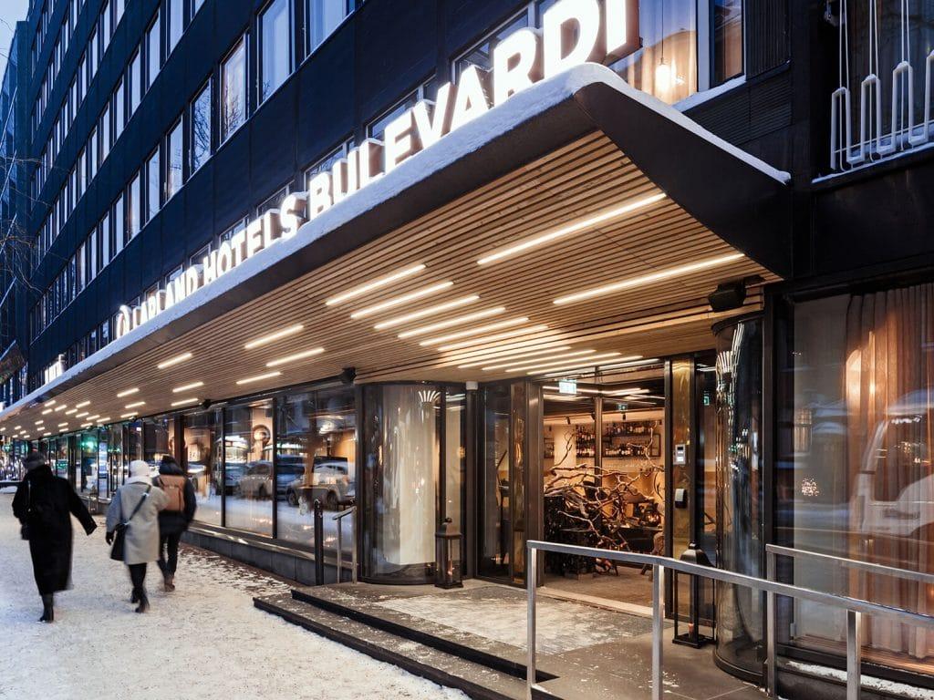 Projektikohde: Lapland Hotel